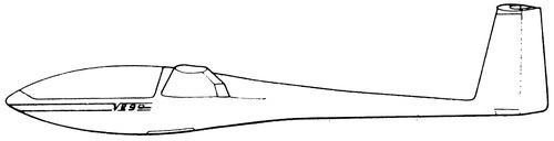 Vickers-Slingsby T-65 Vega