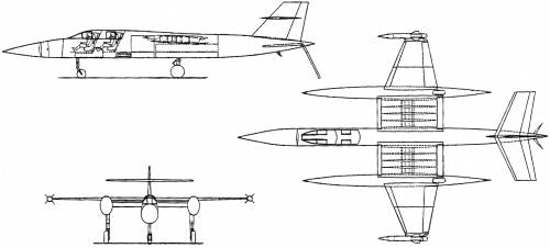 Vickers Supermarine Type 582 Single