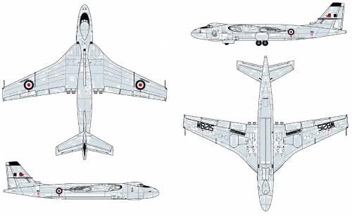 Vickers Valiant BK.Mk.1