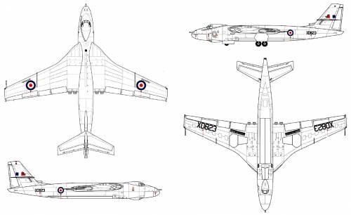 Vickers Valiant BK Mk.I