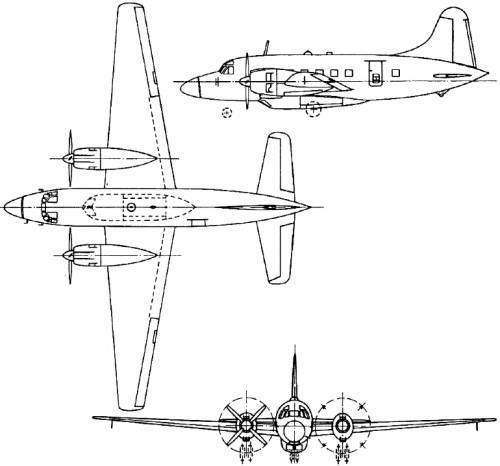 Vickers Varsity (England) (1949)