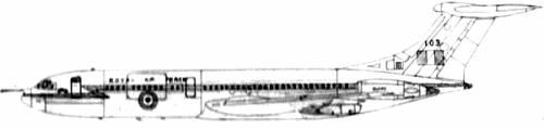 Vickers VC10 C.1K
