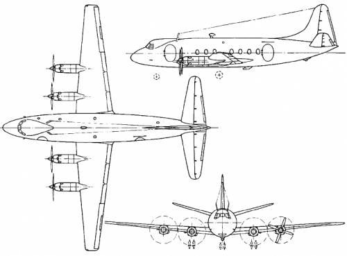 Vickers Viscount (England) (1948)