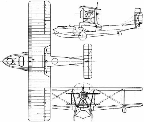 Vickers Vulture (England) (1923)