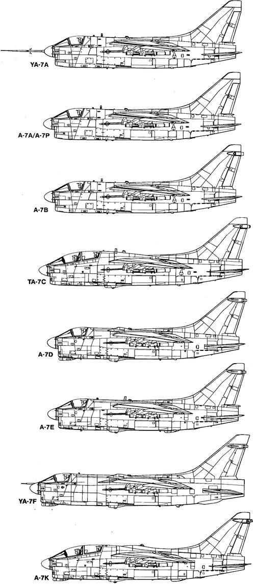 Vought A-7 Corsair II