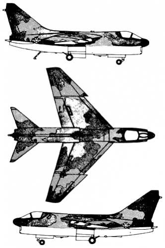 Vought A-7D