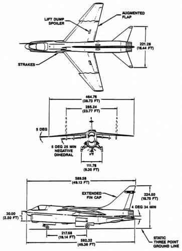 Vought A-7F