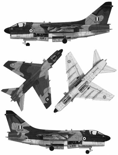 Vought A-7H Corsair II