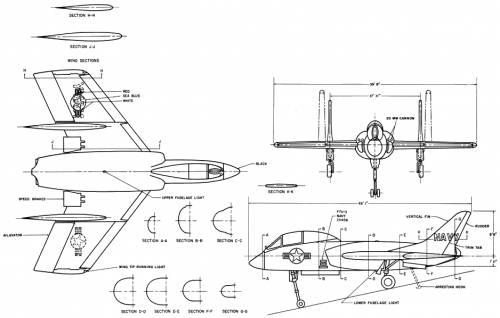 Vought F-7U
