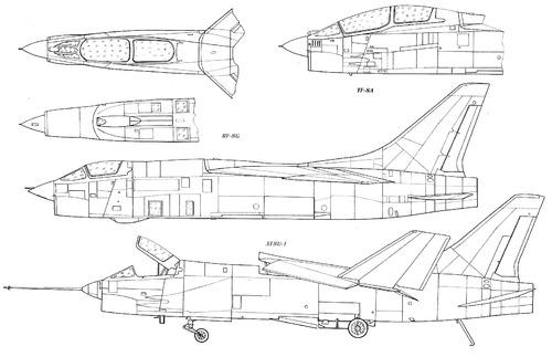 Vought F-8 Crusader