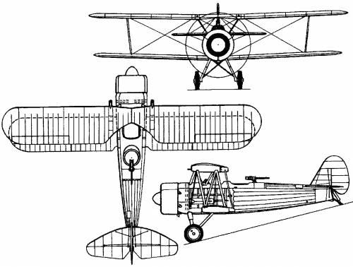 Vought XF2U-1 (USA) (1929)