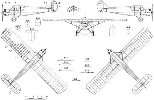 Yakovlev AIR-6