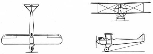 Yakovlev VVA-3 / AIR-1 (Russia) (1927)