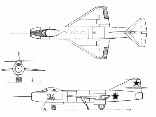 Yakovlev Yak 1000