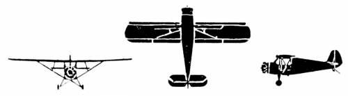 Yakovlev Yak 12 Crow