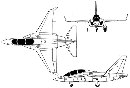 Yakovlev Yak-130 Mitten
