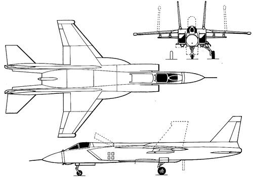 Yakovlev Yak-141 Freestyle