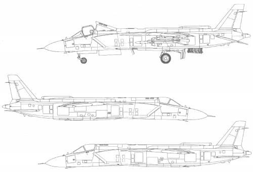 Yakovlev Yak-141 X
