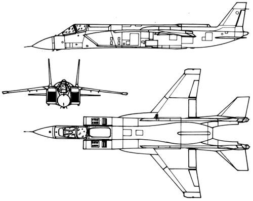 Yakovlev Yak-141Freestyle