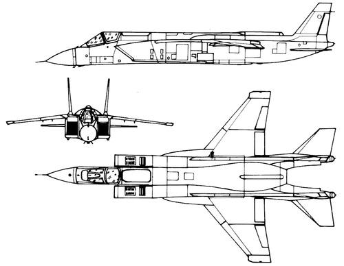 Yakovlev Yak-141M Freestyle