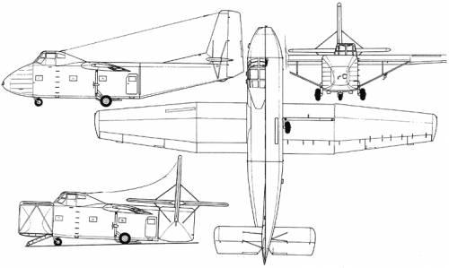 Yakovlev Yak-14 (Russia) (1947)