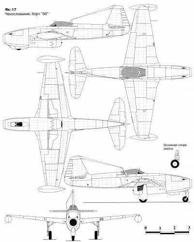 Yakovlev Yak-17