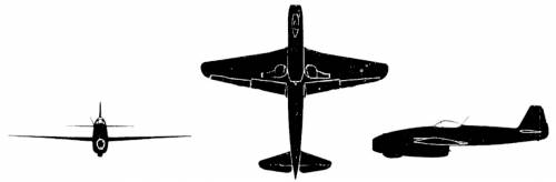 Yakovlev Yak 17 Feather