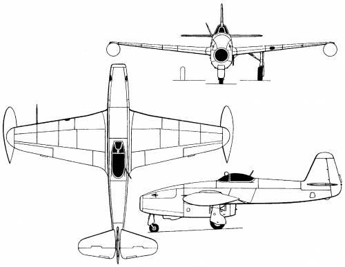 Yakovlev Yak-17 (Russia) (1947)
