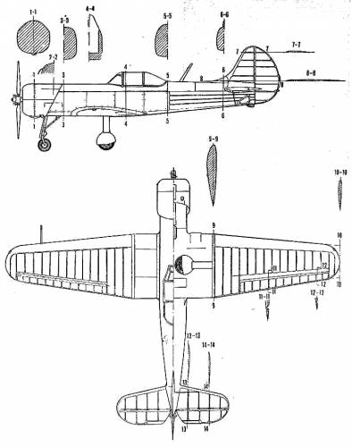 Yakovlev Yak-18 PM