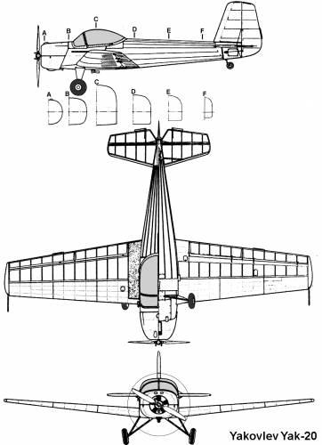 Yakovlev Yak-20