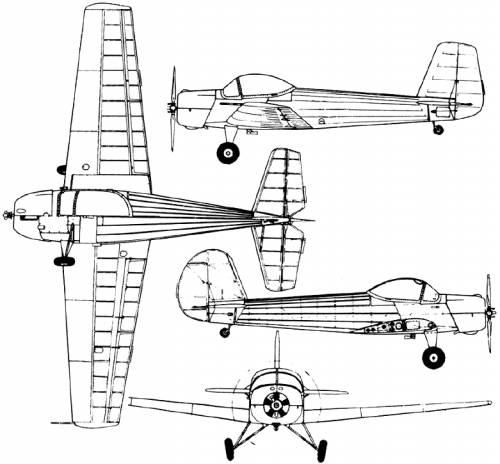 Yakovlev Yak-20 (Russia) (1949)