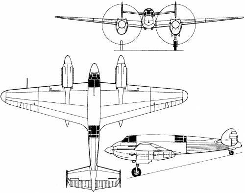 Yakovlev Yak-22 (I-29) (Russia) (1939)