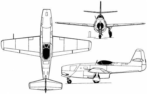 Yakovlev Yak-23 (Russia) (1948)