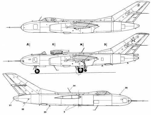 Yakovlev Yak-25 (27)