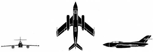 Yakovlev Yak 25 Firebore B