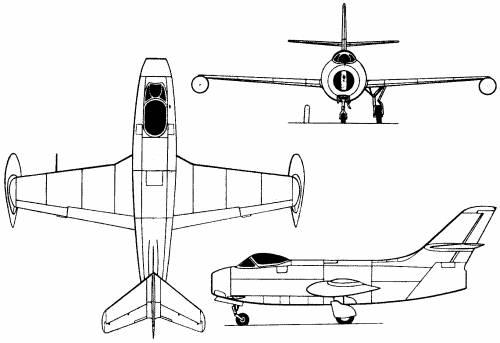 Yakovlev Yak-25 (I) (Russia) (1947)