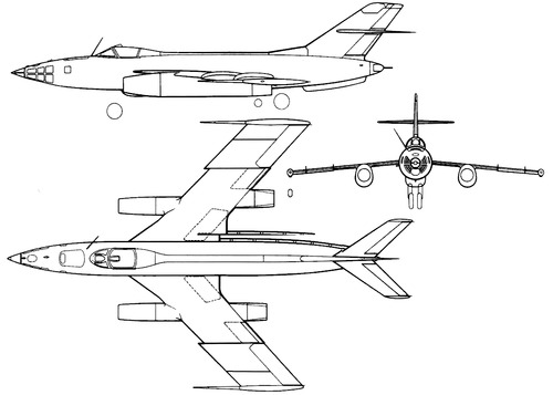Yakovlev Yak-26 Flashlight
