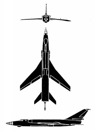Yakovlev Yak 42 Backfin
