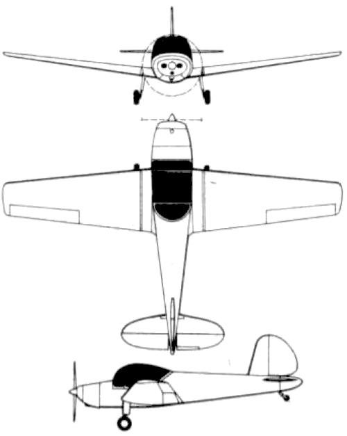 Zlin PLK-5