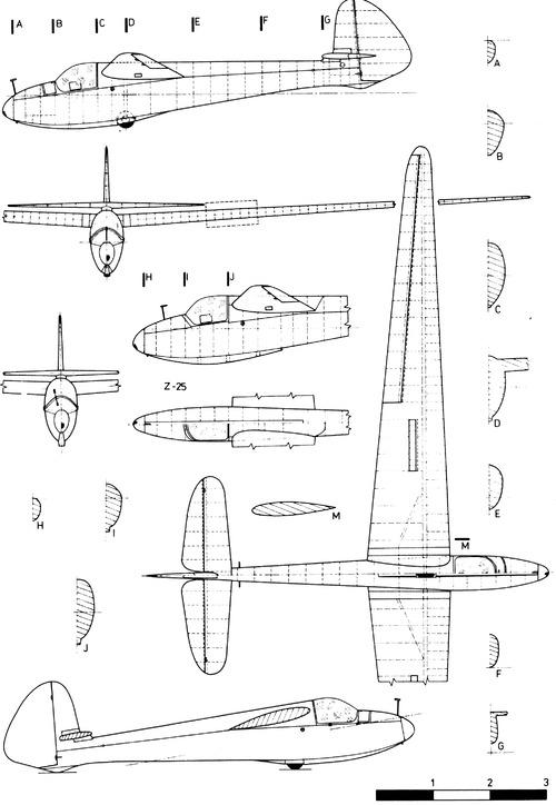 Zlin Z-25 Sohaj