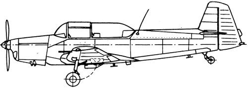 Zlin Z-26 Trener