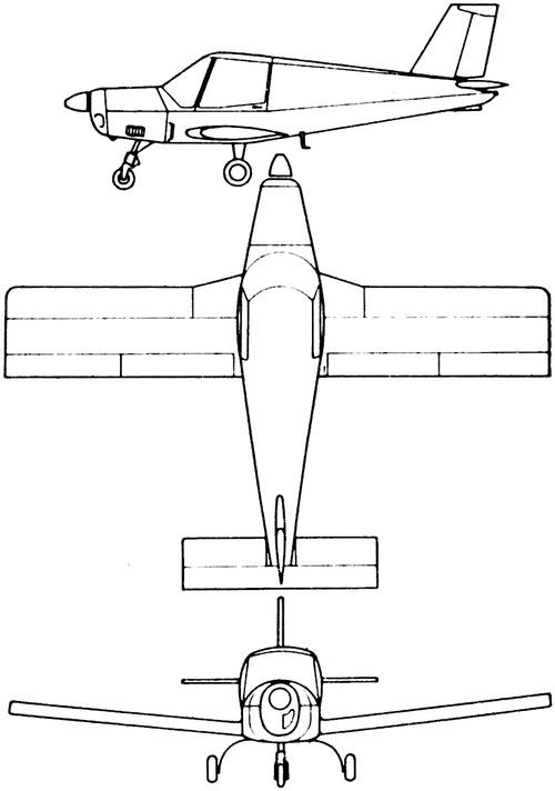 Zlin Z-41