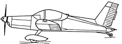 Zlin Z-44