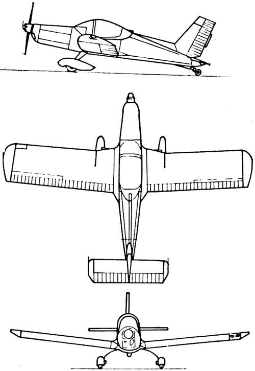 Zlin Z-45