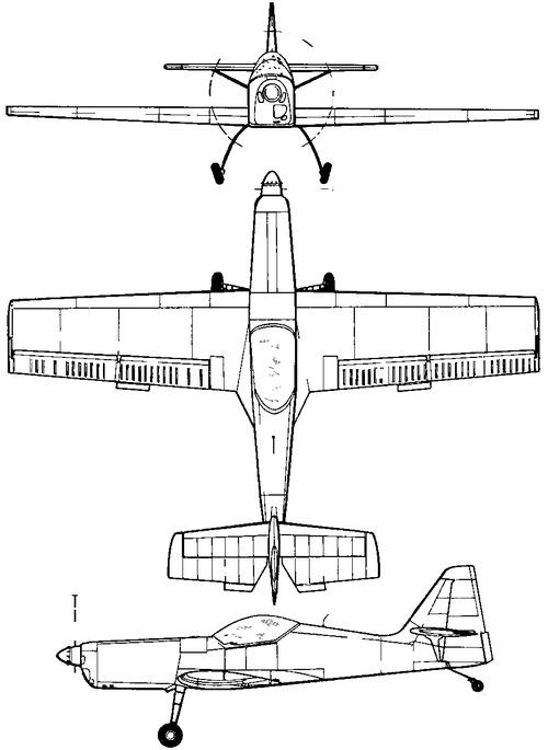 Zlin Z-50M