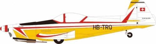 Zlin Z-526A Acrobat