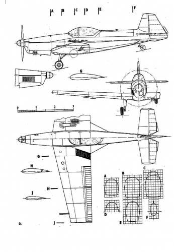 Zlin Z-526AFS Akrobat