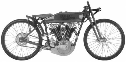 Harley-Davidson 8 Valve (1923)