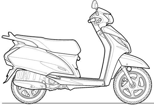 Honda Activa 125 (2014)
