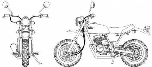 Honda Ape 50 (2001)